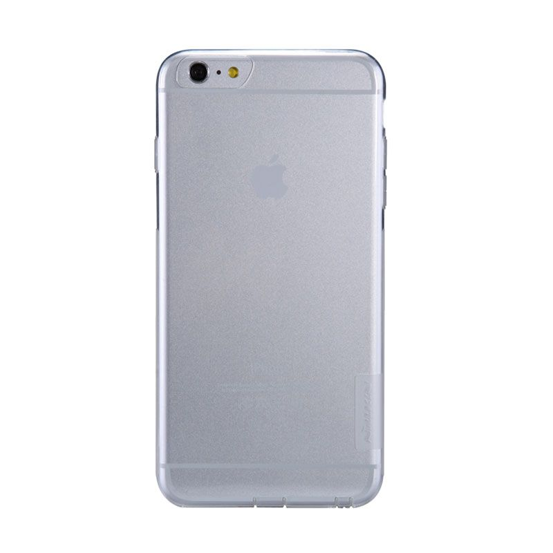 Nillkin Nature TPU Clear Soft Case Casing for iPhone 6 Plus