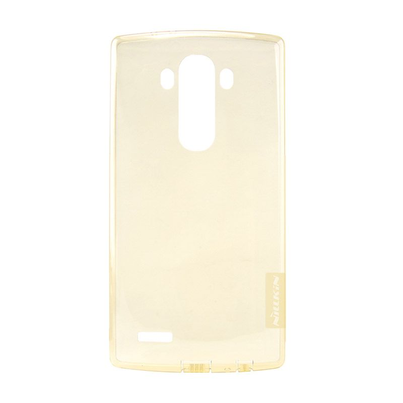 Nillkin Nature TPU Soft Case Brown Casing for LG G4