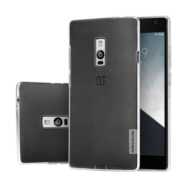 Nillkin Nature TPU Soft Case Clear Casing for OnePlus 2 Two