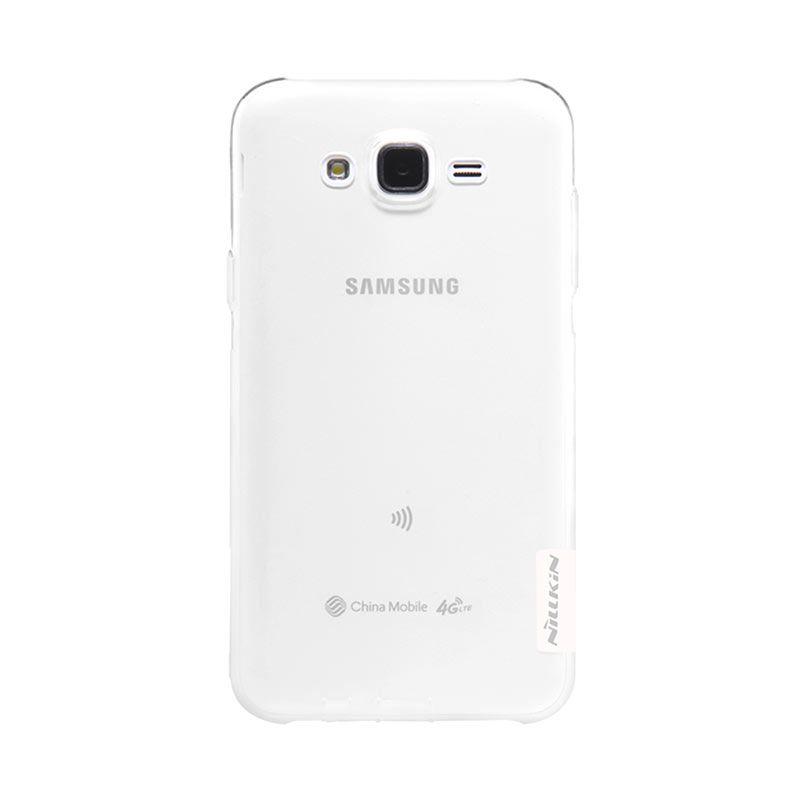 Nillkin Nature TPU Soft Case Clear Casing for Samsung Galaxy J5