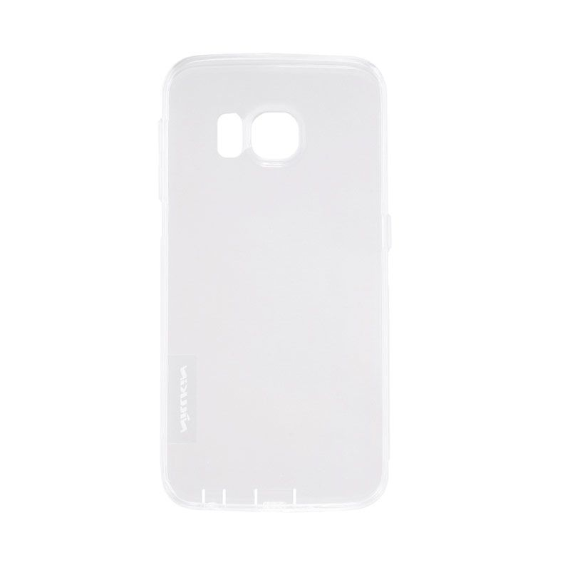 harga Nillkin Nature TPU Clear Soft Case Casing for Samsung Galaxy S6 Edge Blibli.com