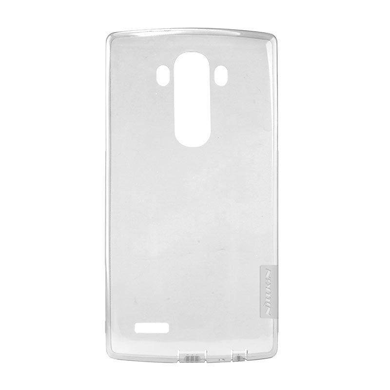 Nillkin Nature TPU Soft Case Grey Casing for LG G4