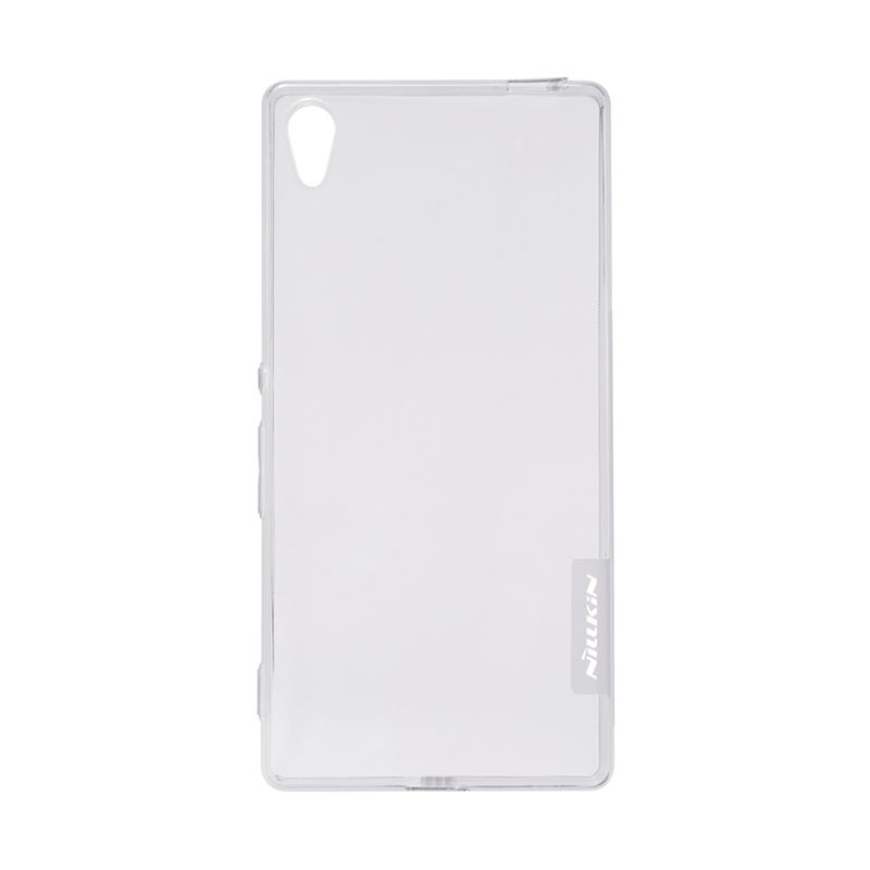 Nillkin Nature TPU Soft Casing for Xperia Z3+ or Z4 Grey