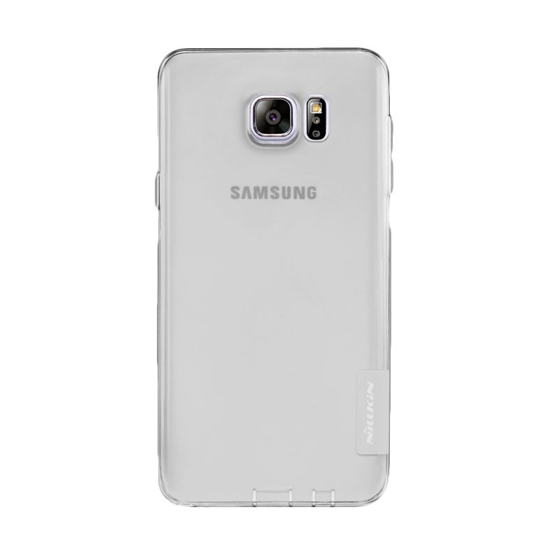 Nillkin Nature TPU Soft Grey Casing for Samsung Galaxy Note 5