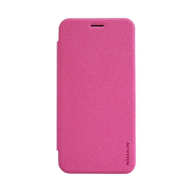 Nillkin Sparkle Flip Cover Casing for Asus Zenfone [5 Inch]