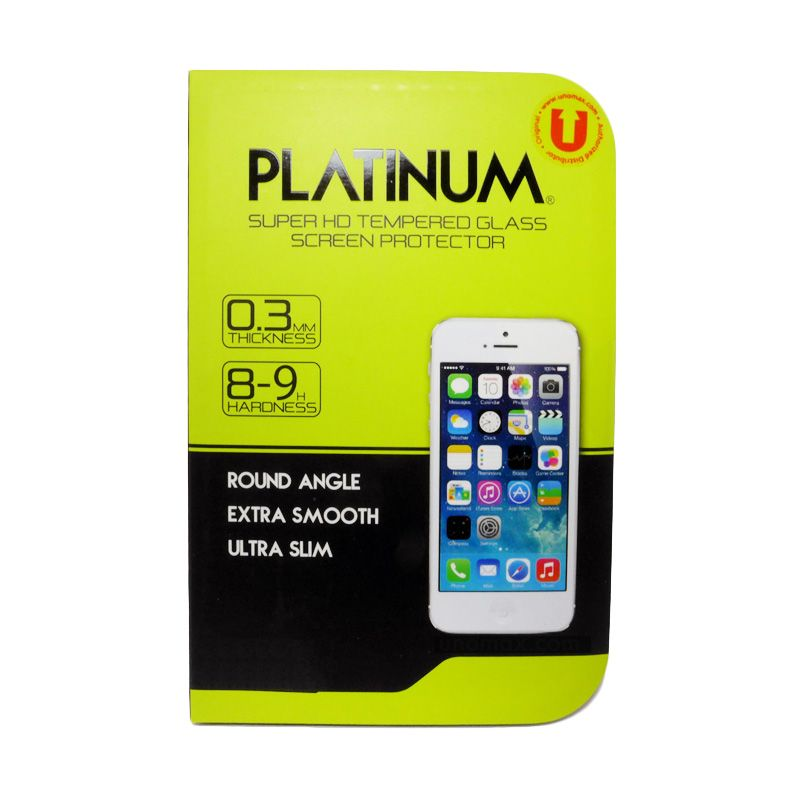 Platinum Tempered Glass Screen Protector for Blackberry Passport Q30