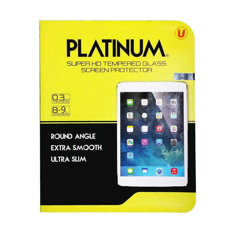 Platinum Tempered Glass Screen Protector for Sony Xperia Z Ultra
