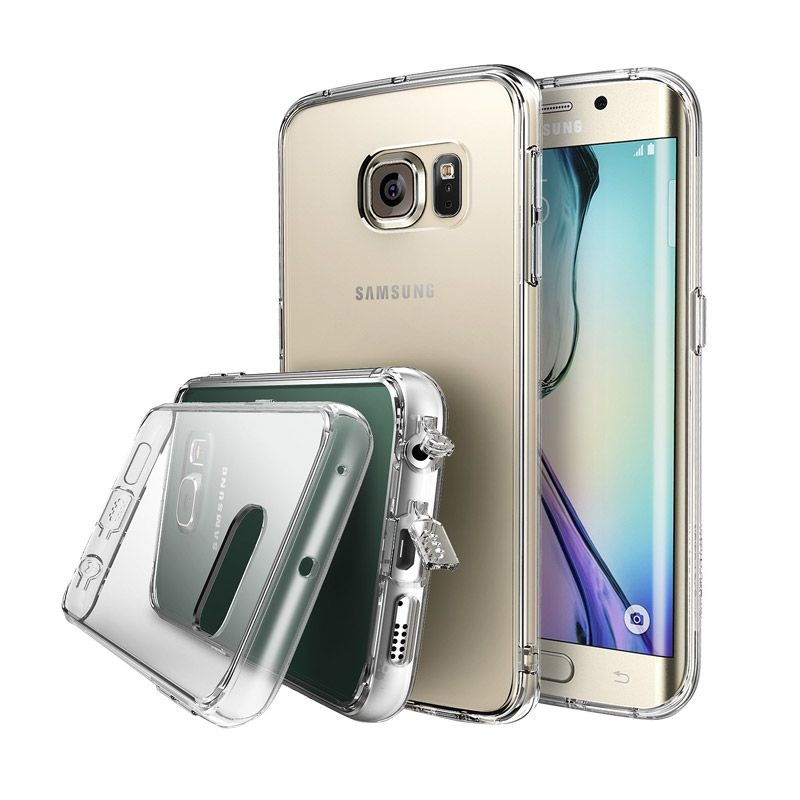 Rearth Ringke Fusion Crystal View Casing for Galaxy S6 Edge