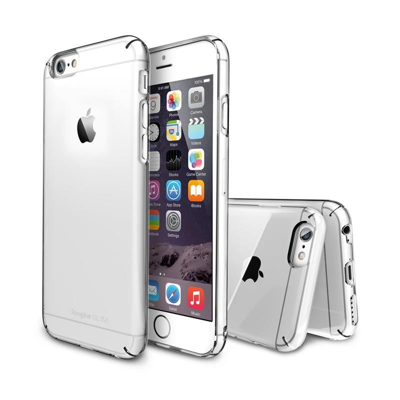 Rearth Ringke Slim Clear Casing for iPhone 6s