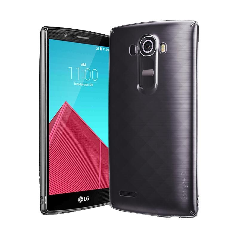 Rearth Ringke Slim Clear Casing for LG G4