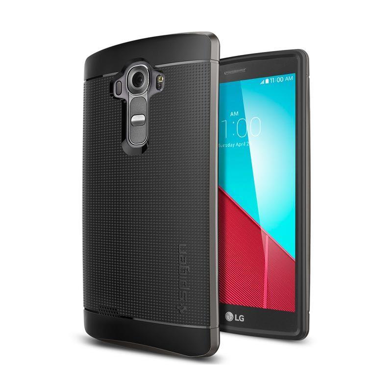 Spigen Neo Hybrid Gunmetal Casing for LG G4