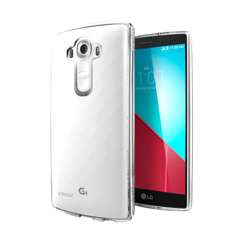 Spigen Ultra Hybrid Clear Casing for LG G4