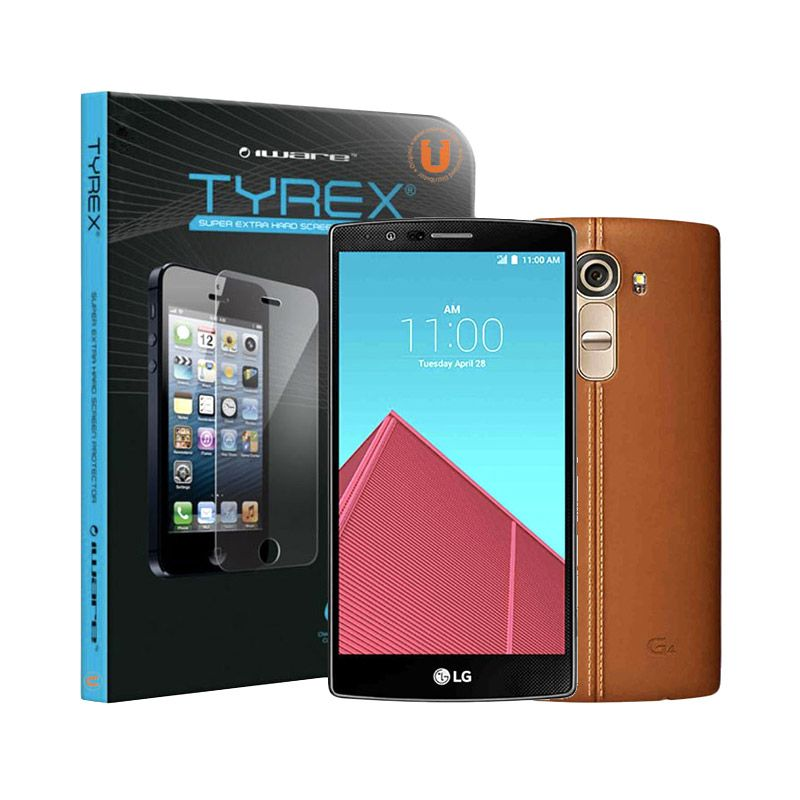 Tyrex Tempered Glass Screen Protector For LG G4