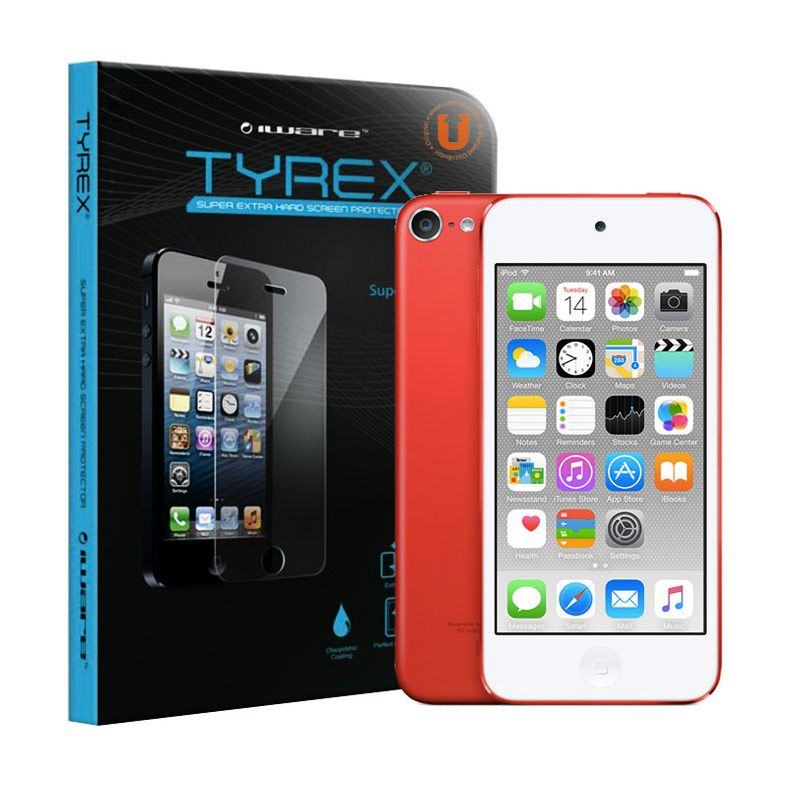 Tyrex Tempered Glass Screen Protector for iPod Touch 6