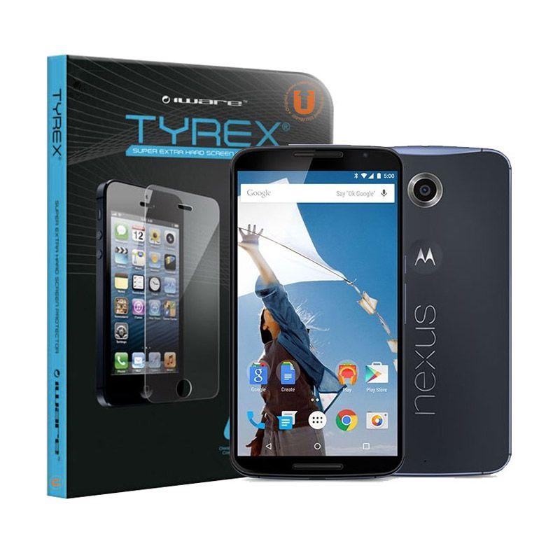 Tyrex Tempered Glass Screen Protector for Motorola Nexus 6