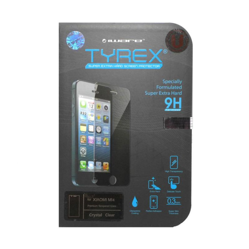 Tyrex Tempered Glass Screen Protector for Xiaomi Mi4