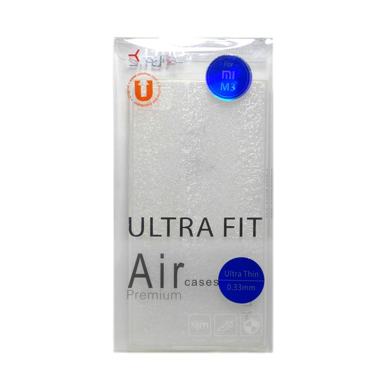 Ume Ultra Fit Air Silicon Clear Casing for Xiaomi Mi3