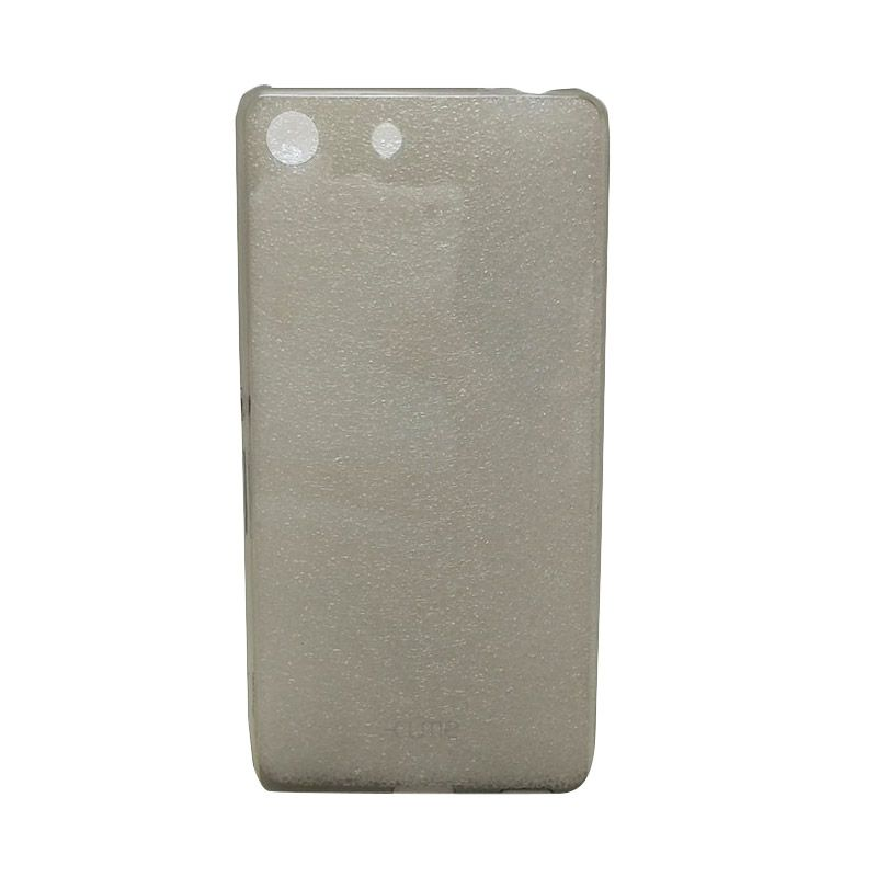 Ume Ultra Fit Air Silicon Soft Black Casing for Sony Xperia C5 Ultra
