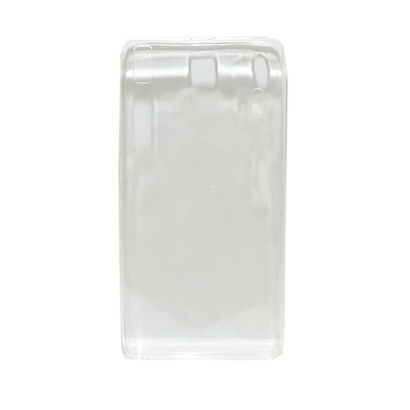 Ume Ultra Fit Clear Softcase Casing for Lenovo A7000 K3 Note