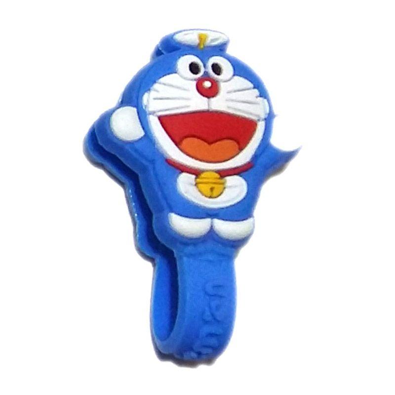 Unomax Doraemon 104 Blue Pengikat Kabel