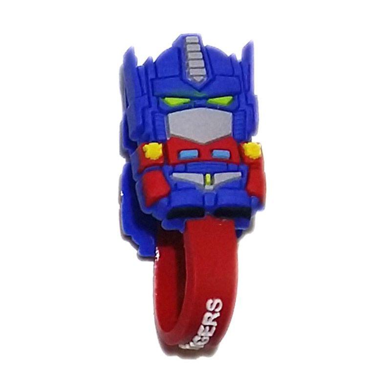 Unomax Transformer Optimus Prime 098 Blue Pengikat Kabel