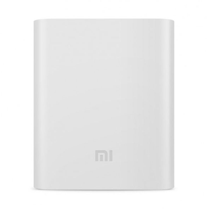 Xiaomi Silicon White Casing for Mi Power Bank [10400 mAh]