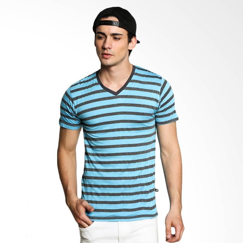 Urban Connexion Men Shirt Raka Blue Stripe Shirt Atasan Pria Extra diskon 7% setiap hari Extra diskon 5% setiap hari Citibank – lebih hemat 10%