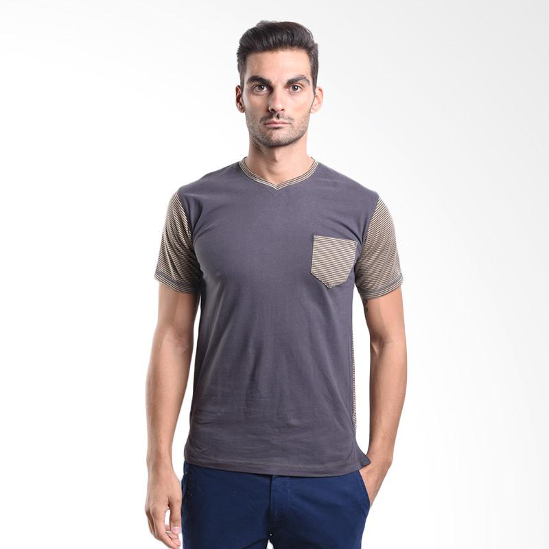 Urban Connexion Men Shirt Zeus brown stripe shirt UC-M-S108 All Size Extra diskon 7% setiap hari Extra diskon 5% setiap hari Citibank – lebih hemat 10%