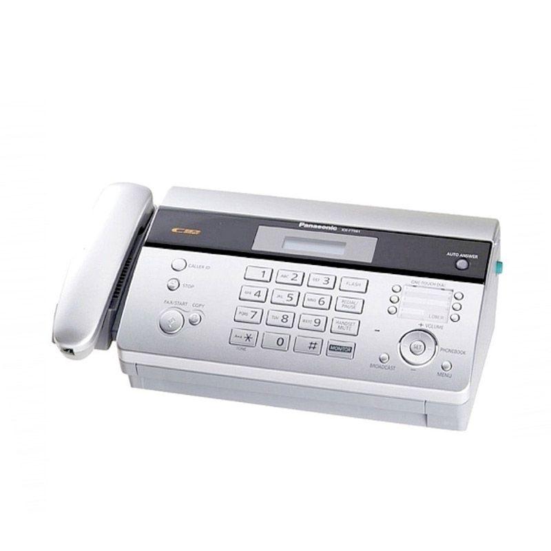 Panasonic KX-FT981CX Silver Mesin Fax