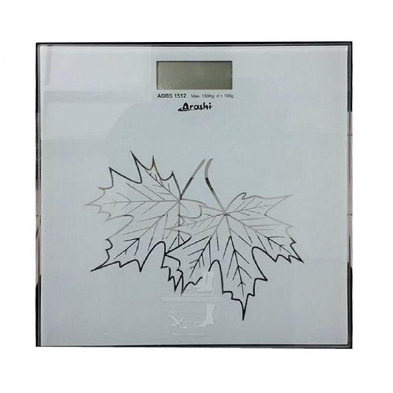 Arashi ADBS-1512 Putih Timbangan Badan
