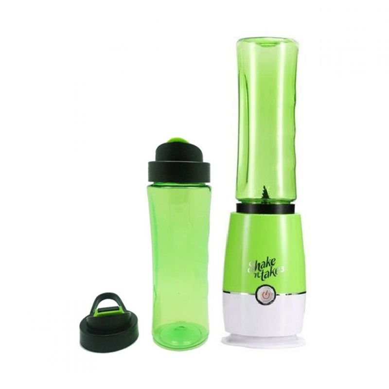 Cyprus Shake 'n Take Hijau Portable Blender