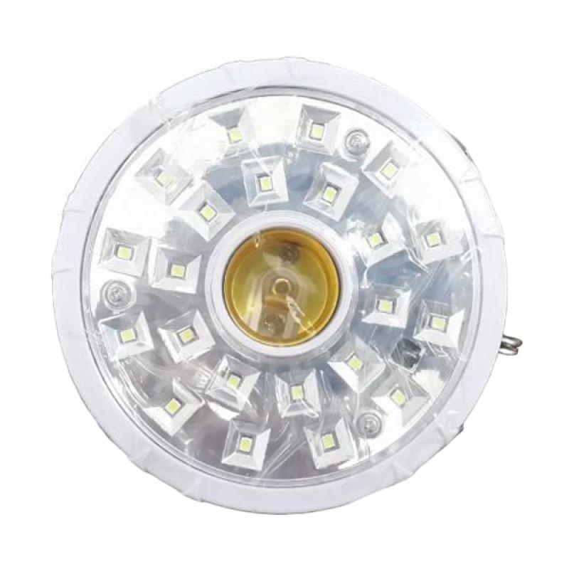Kiseki CK-5618RC Putih Fitting Lampu Emergency
