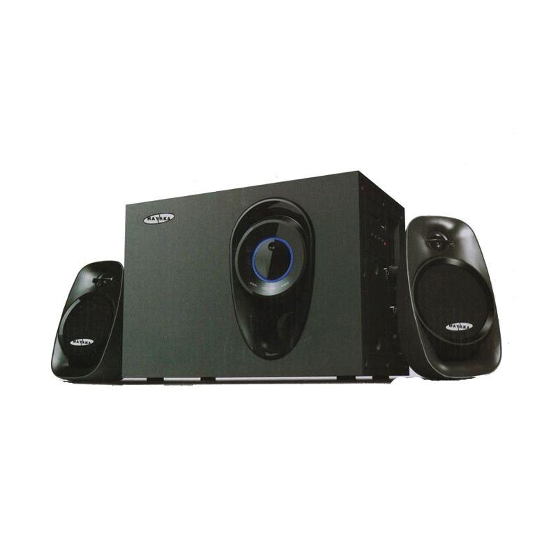 Mayaka SPK350UFB Hitam Speaker 2.1