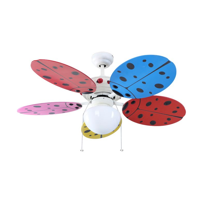 MT.EDMA Ladybird Multi Color Kipas Angin [42 Inch]