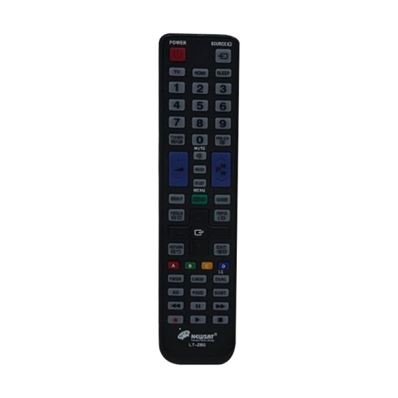 NEWSAT LT-28S Black Remote Control for Samsung TV