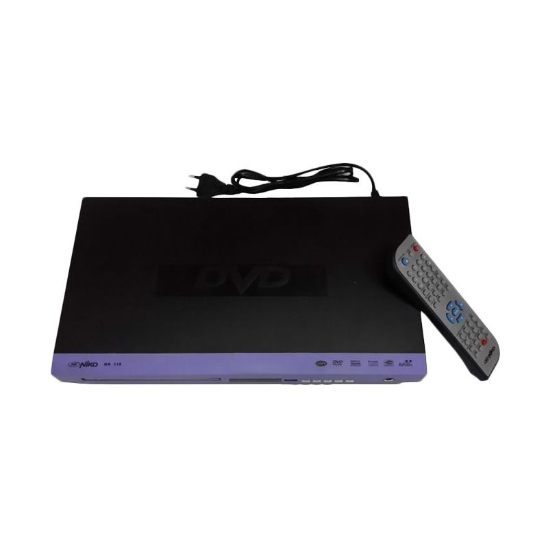 Niko NK-118 Biru DVD Player