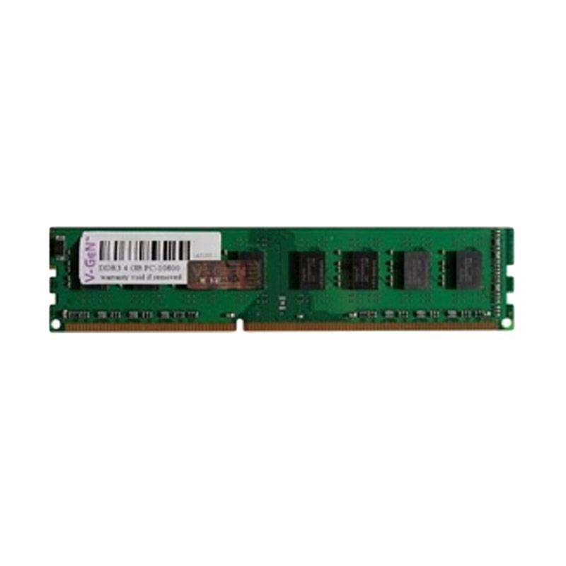 Jual VGEN Memory RAM Komputer 4GB DDR3 PC10600 1333Mhz