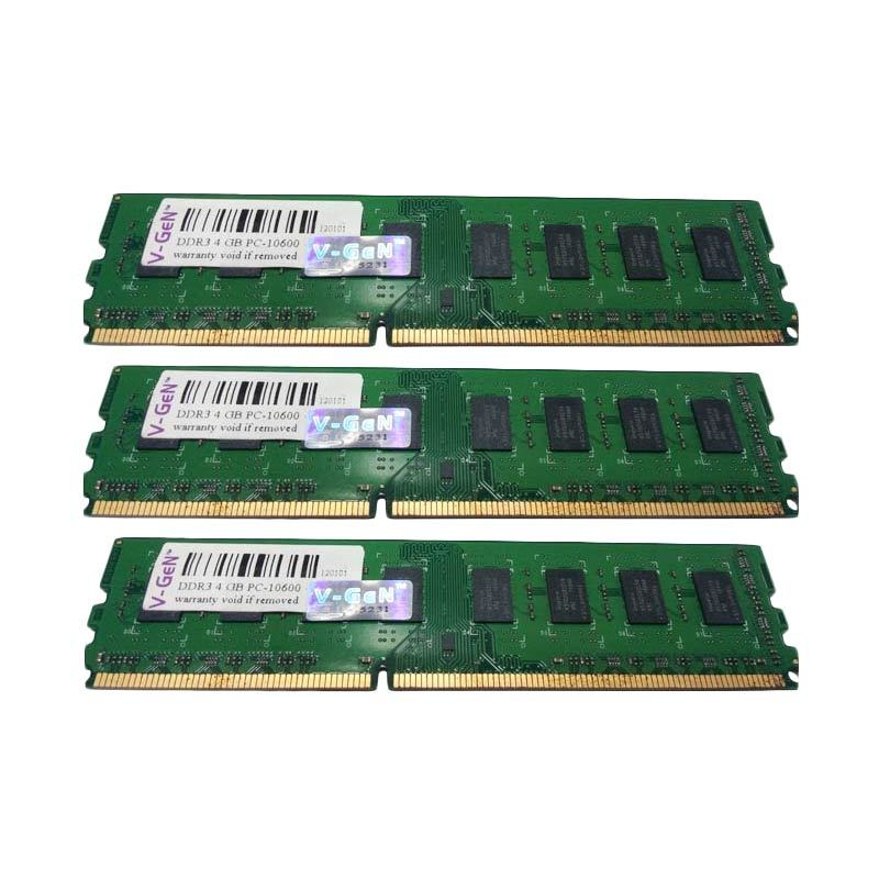 V-Gen Memori RAM PC [DDR3/8GB/PC12800]