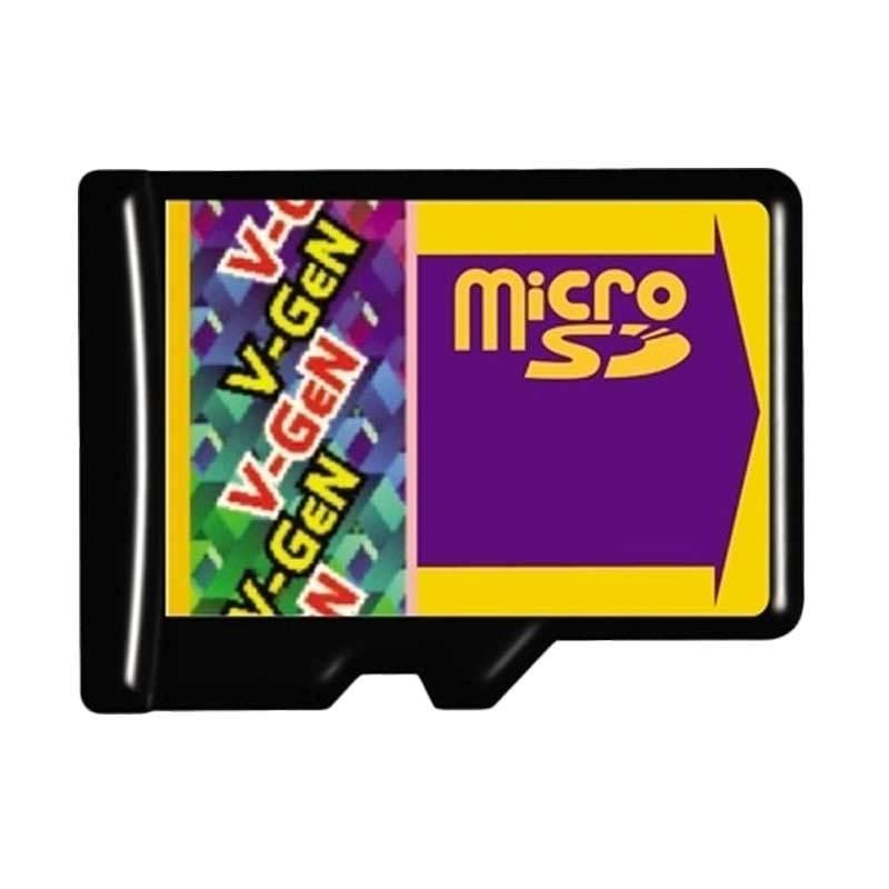 V-GeN Micro SD Memory Card [128 GB]