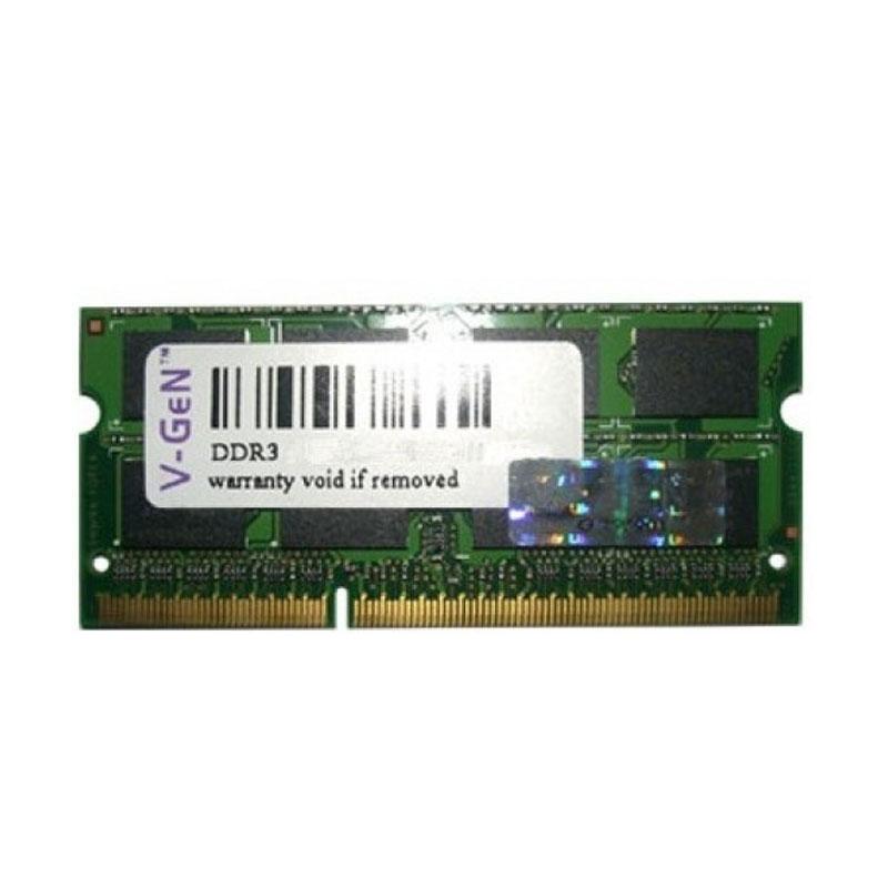 V-Gen Sodimm DDR3L RAM Notebook [4GB/PC12800]