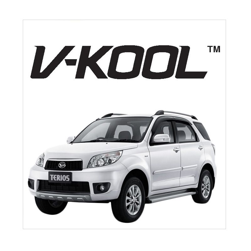 V-KOOL X-05 Kaca Film for Daihatsu
