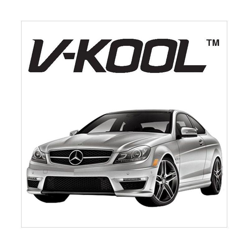 V-KOOL 40 Kaca Film for Mercedes Benz