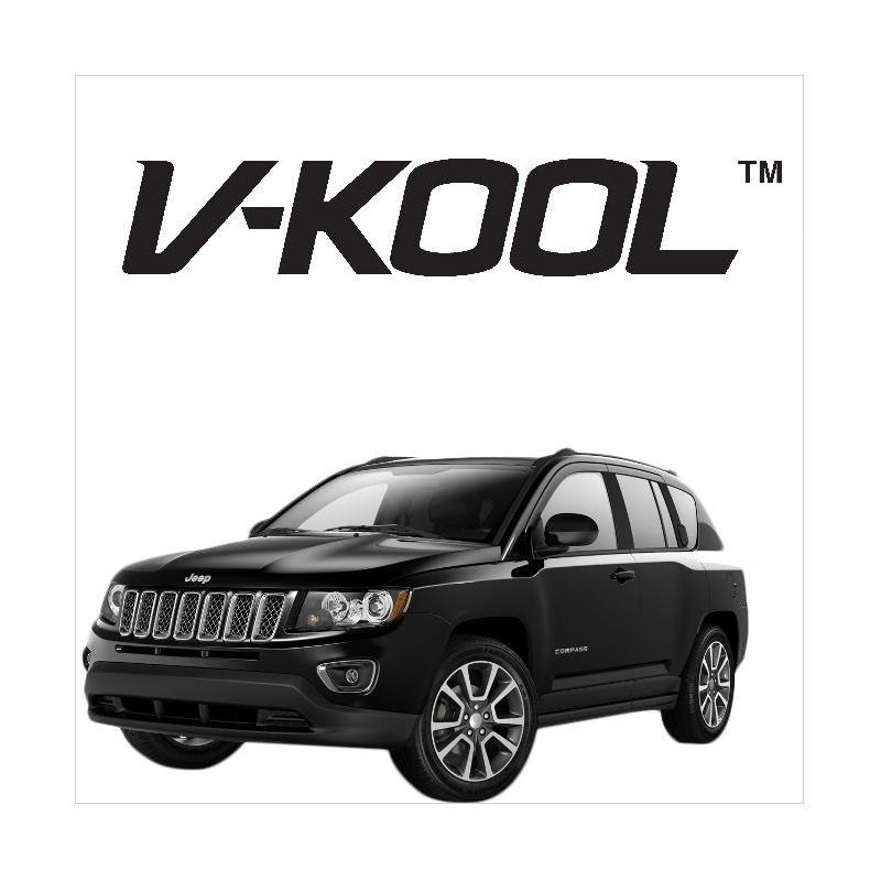 V-KOOL 40 Kaca Film for Jeep