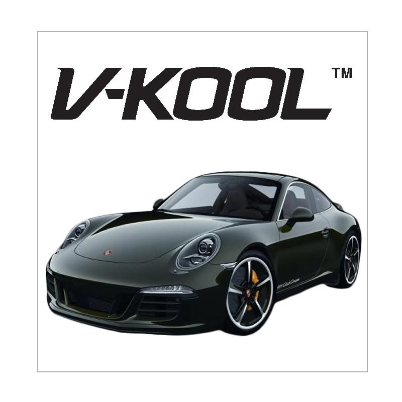 V-KOOL 40 Kaca Film for Porsche