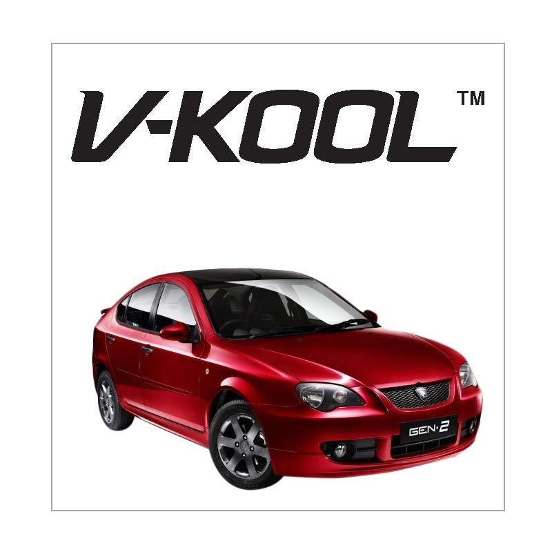 V-KOOL 40 Kaca Film for Proton