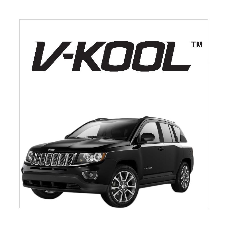 V-KOOL VIP Kaca Film for Jeep