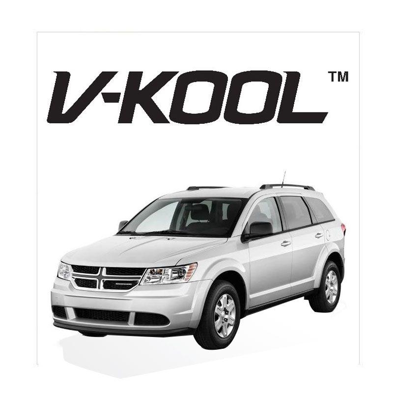V-KOOL VIP Kaca Film for Dodge