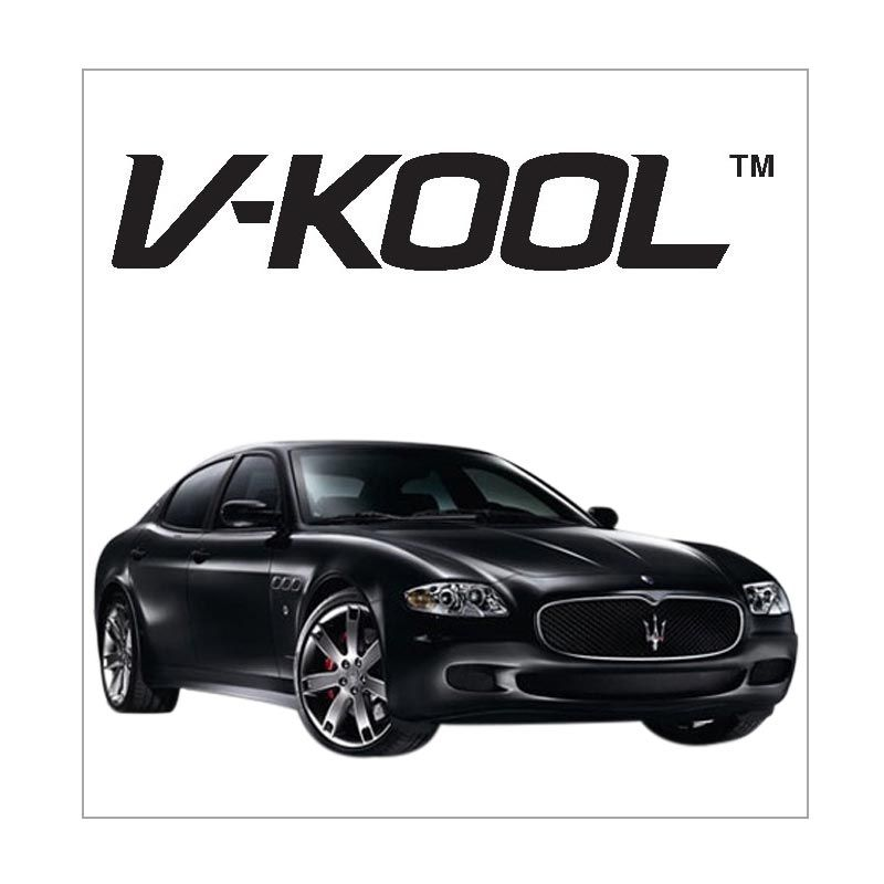 V-KOOL VIP Kaca Film for Maserati