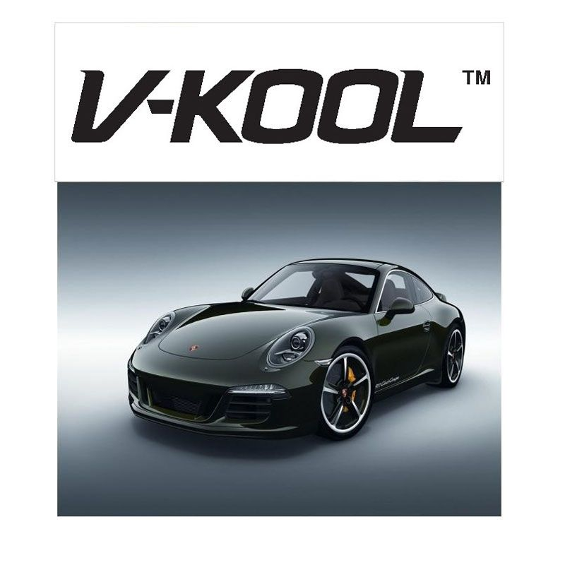 V-KOOL VIP Kaca Film for Porsche