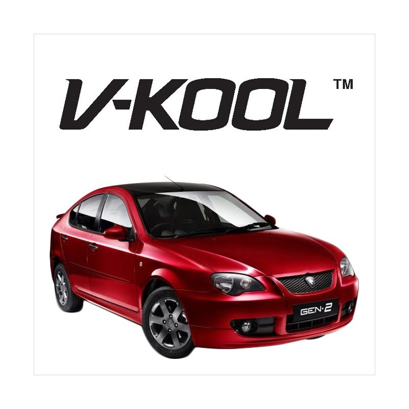 V-KOOL VIP Kaca Film for Proton